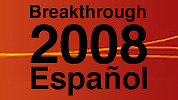 Breakthrough 2008 - Español