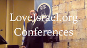 LoveIsrael.org - Conferences