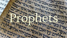 LoveIsrael.org - Prophets