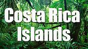 Costa Rica Islands
