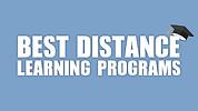 Best distance learning programs
