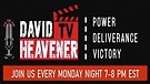 Monday LIVE 7pm. Current Events from the Biblical Angle. Topics too controversial for most churches.