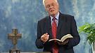 Bibel TV Emmaus: Markus 10, 17-27, Von der Gefahr des Reichtums, Ulrich Parzany