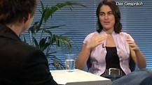 Bibel TV das Gespräch Gast auf Erden, Sarah Kaiser Jazzsängerin