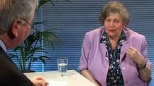 Bibel TV das Gespräch Samariter, Ruth Lapide