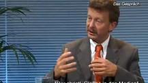 Bibel TV das Gespräch Der christliche Glaube in den Medien, Bern Merz