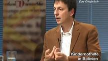 Kindernothilfe  in Bolivien, Dietmar Roller
