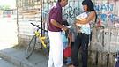 Evangelismo en la calle