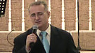 Александр Гусев поёт и проповедует в церкви Филадельфия г.Киев