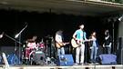 Bandauftritt in Flachsmeer 2009