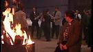 Отречение Петра   Фрагмент  музыкального проекта (рок-оперы)  Алексея Ледяева «КИФА» 2005 г.