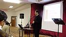 Mi esposo Pastor Miguel Bardales