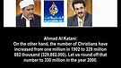 Over Six Million Muslims Convert to Christianity...