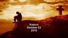 Patient - October 03, 2010