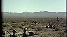Soaring - Atomic test in the Nevada desert
