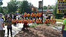 Be bold! - November 03, 2010