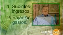 Club 700 Hoy - Andrés Panasiu: ¿Alto pago de la casa?