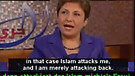 Wafa Sultan on Islam (Arabic / English / Deutsch...