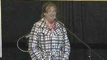 God Unlimited 2011 Sat. 5/14/11 – Therese Thurston