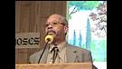 Pasteur Joel Vibert - sermon #1