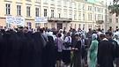 Маніфестація, Львів, 11.8.11р....