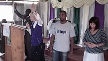 Freddie Dedicates a Church in Kenya