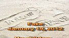 Fake – January 19, 2012