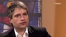 Mit Gott im Europaparlament, Sven Giegold - Bibel TV das Gespräch