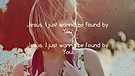 Britt Nicole - Found By You (Acoustic Slideshow ...