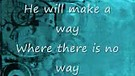 He Will Make A Way by Kathy Troccoli