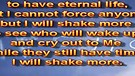 I will shake more – March 23, 2012