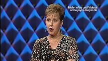 Das Leben genießen - Die Macht der Worte (1) - Joyce Meyer