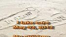 I take care – May 02, 2012