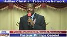 Pasteur Phillipe Gabriel  Dimanche 10 Juin 2012