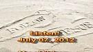 Listen! – July 07, 2012