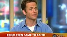 Kirk Cameron in Good Morning America...