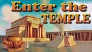 Enter the Temple/Tabernacle of GOD.