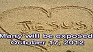 Many will be exposed – October 17, 2012