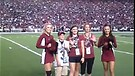 Military Father Surprises His Family at Football...