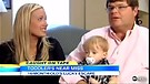 Toddler Miraculously Escapes Death by Seconds - ...