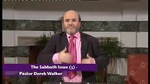 The Sabbath Issue (3) - Ceremonial v Moral Law