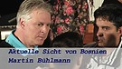Martin Bühlmann, aktuelle Sicht über Bosnien