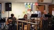 Rock Mass Gospel Song April 14, 2013