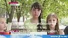 Kinder aus Ostukraine in Rostov ange...