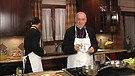 Gourmet Dishes with Bishop Jean Marie and Fr. Ma...