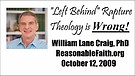 Left Behind Rapture Theology is Wrong