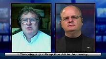 Bible Prophecy and Israel - Hamas cease fire - Chaplain John McTernan – 8-20-14