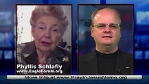 Phyllis Schlafly exclusive!  Women in Combat; Who killed the American family? – 10-31-14