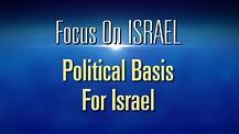 FOI Epsiode #8 : Political Basis for Israel