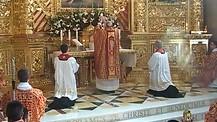Sainte Messe de la Dédicace